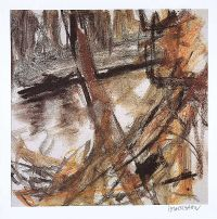 DUNADRY BANKS by Basil Blackshaw HRHA HRUA at Ross's Auctions