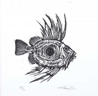 FISH by Tom Stampton at Ross's Auctions