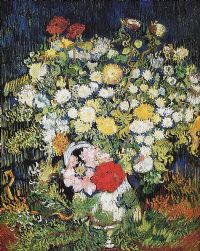 THE BOUQUET by Vincent Van Gogh at Ross's Auctions