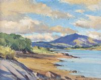MULROY BAY, DONEGAL by Robert Taylor  Carson RUA at Ross's Auctions