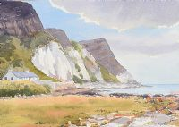 MURLOUGH BAY, COUNTY ANTRIM by Susan Forth at Ross's Auctions