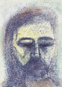 CHRIST by George Campbell RHA RUA at Ross's Auctions