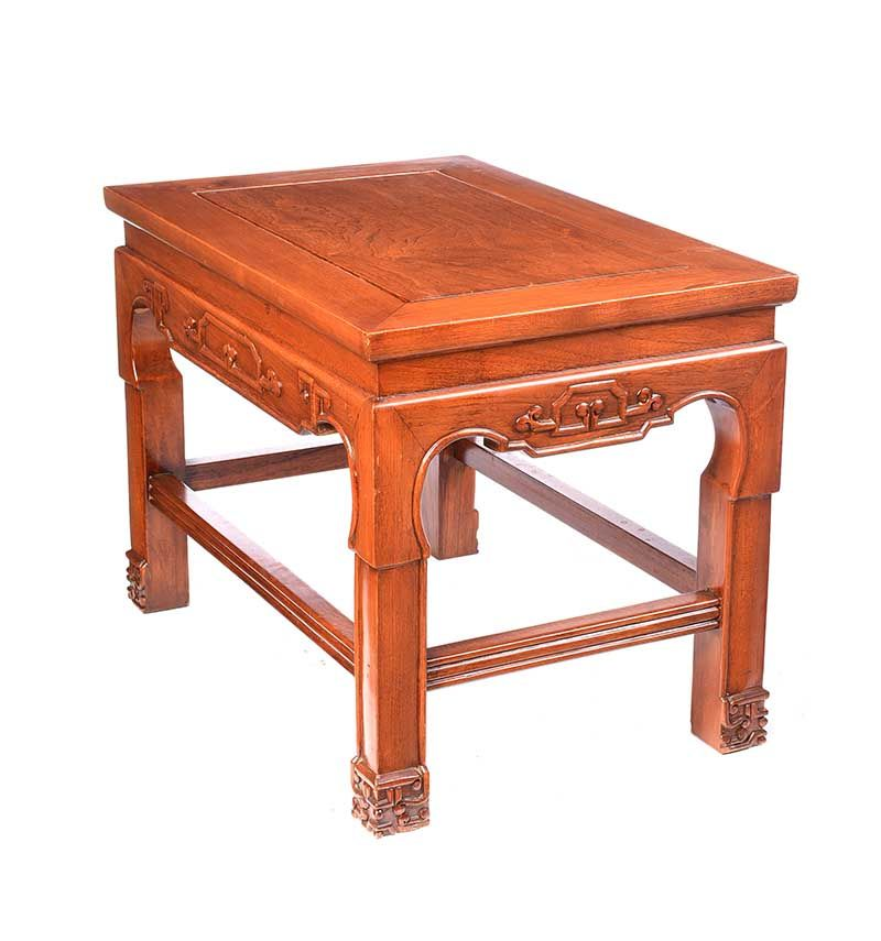 PAIR OF CHINESE STYLE LAMP TABLES at Ross's Online Art Auctions