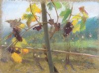 AUTUMN VINE by Anne Shingleton at Ross's Auctions