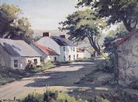 RED BAY VILLAGE by Charles McAuley at Ross's Auctions