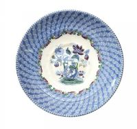 HAND PAINTED CERAMIC DISH BY COPELAND, SPODE at Ross's Jewellery Auctions