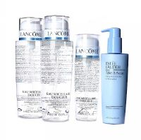 SET OF THREE LANCOME CLEANSING WATER AND ESTEE LAUDER 'TAKE IT AWAY' at Ross's Jewellery Auctions