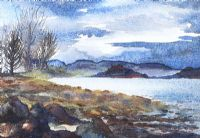 LOUGH SWILLY by J.T. Grimshaw at Ross's Auctions