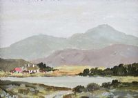 NEAR DELPH by P. Goff at Ross's Auctions