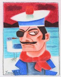 SAILOR by Graham Knuttel at Ross's Auctions