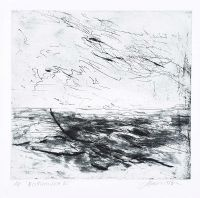 NORTH SEA II by James Allen RUA at Ross's Auctions