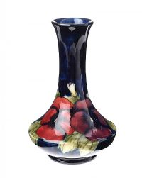 MOORCROFT SPILL VASE at Ross's Auctions