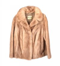 MINK FUR JACKET at Ross's Auctions