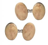 SILVER CUFFLINKS at Ross's Jewellery Auctions