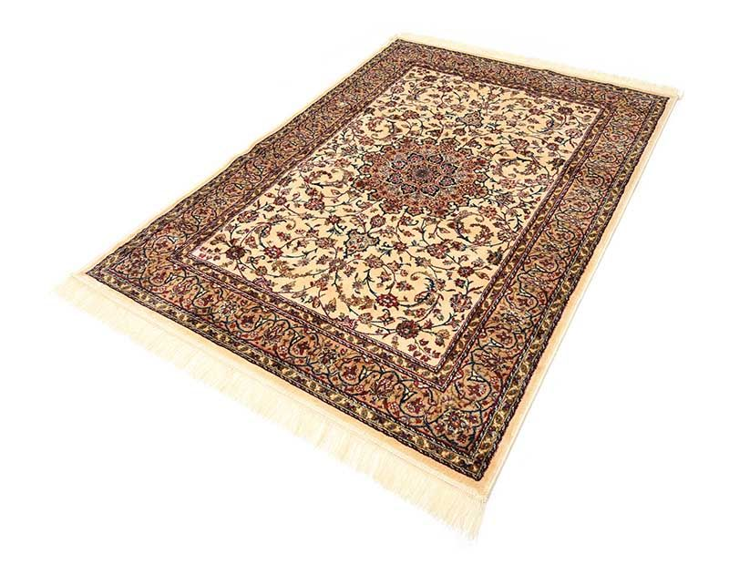 KASHMIR RUG at Ross's Online Art Auctions