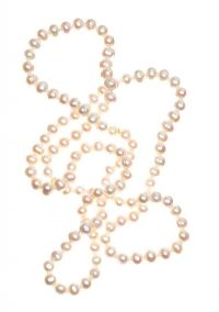 LONG STRAND OF FRESHWATER PEARLS at Ross's Jewellery Auctions