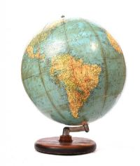 PHILIPS TERRESTRIAL GLOBE at Ross's Auctions