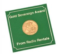 GOLD SOVEREIGN at Ross's Auctions