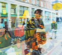 JERMYN STREET, LONDON by Colin Davidson RUA at Ross's Auctions